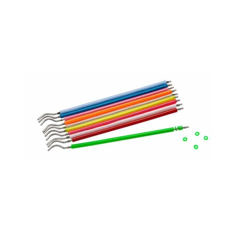 Elástico Bengalinha Sortidos Orthometric - 5000 unidades