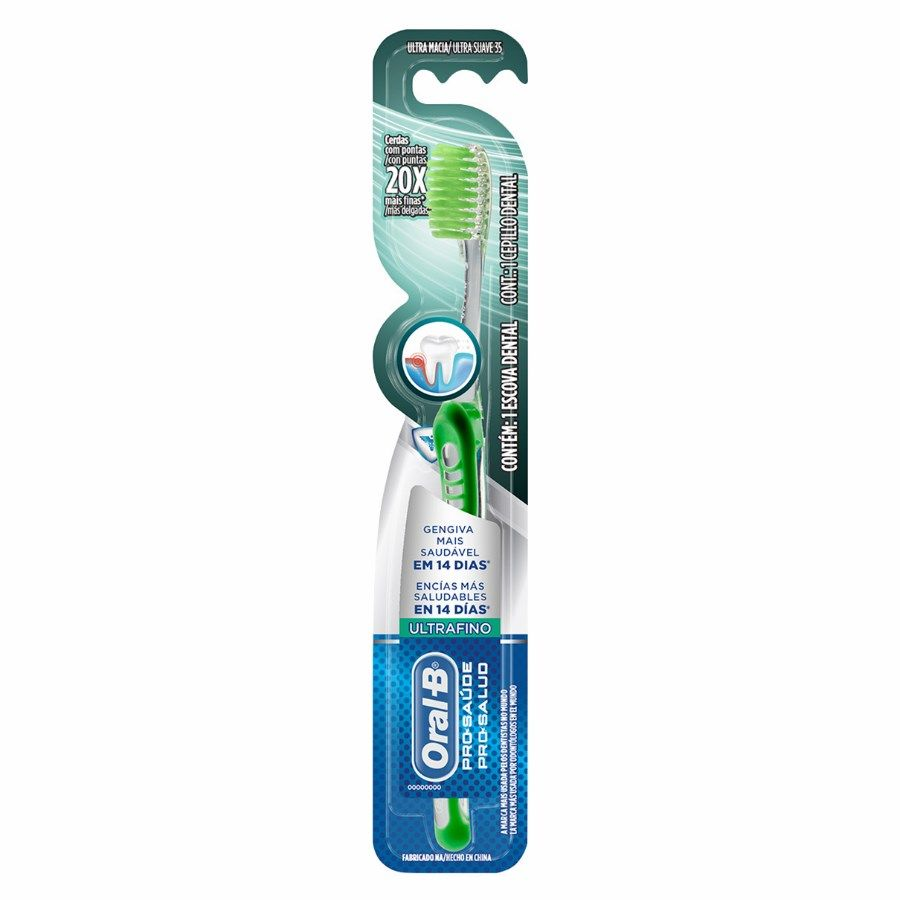Escova Dental Ultrafino - Oral-B