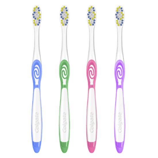 Escova Dental Twister Colgate - Macia