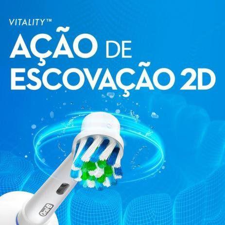 Escova Elétrica D12 Vitality 110v - Oral-B