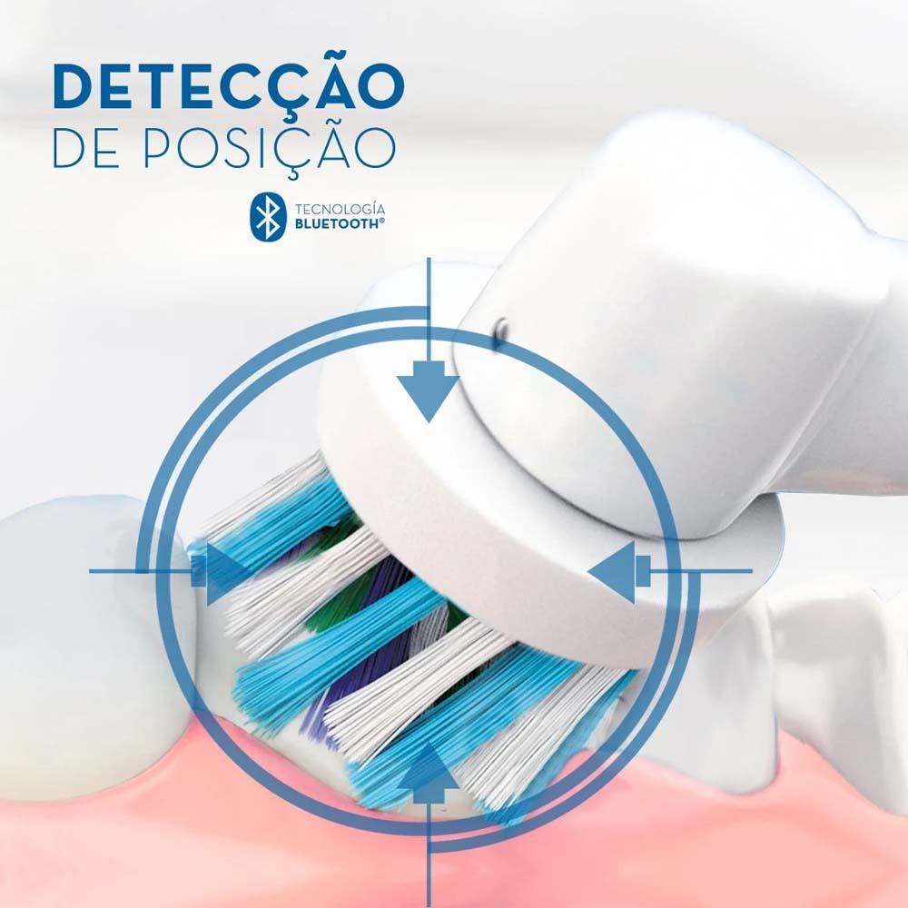 Escova Elétrica Genius 8000 - Oral-B