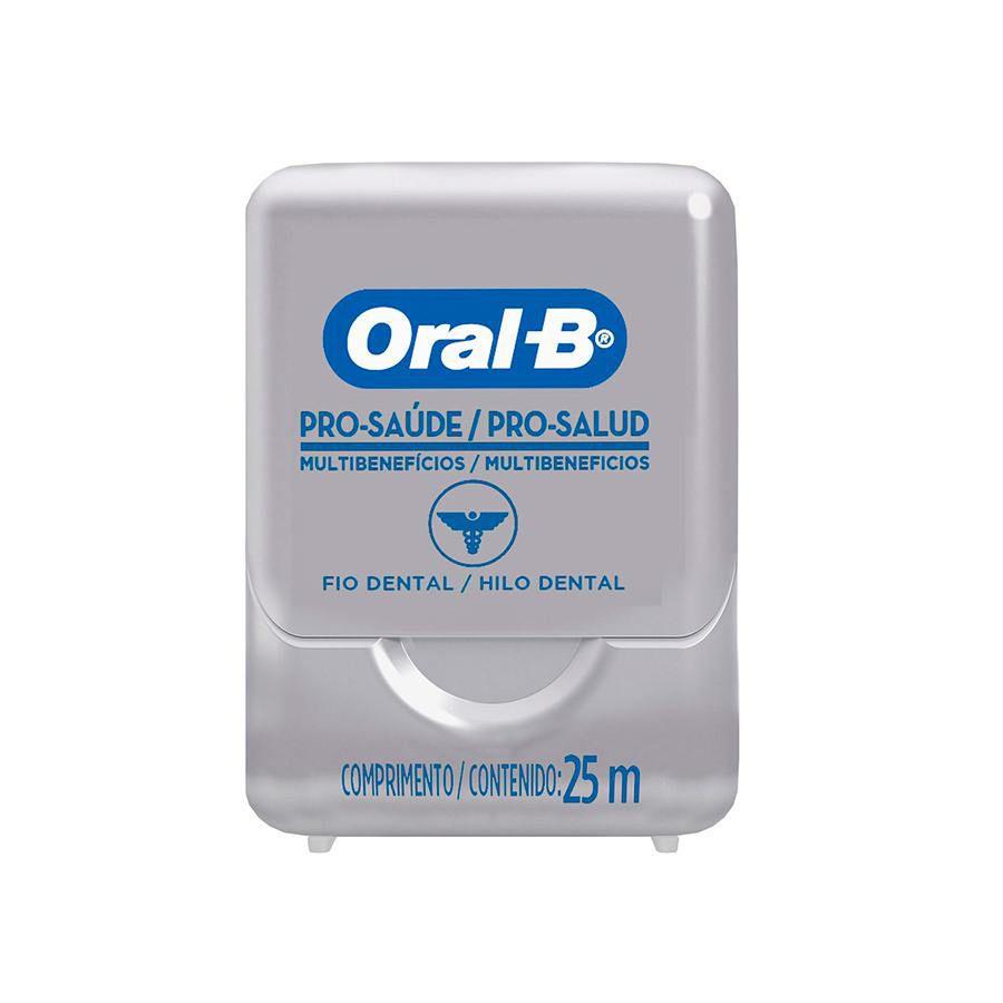 Fio Dental Pro-Saúde Multi-benefícios Oral-B - 10 unidades