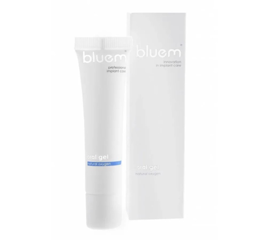 Gel Oral - BlueM 15ml