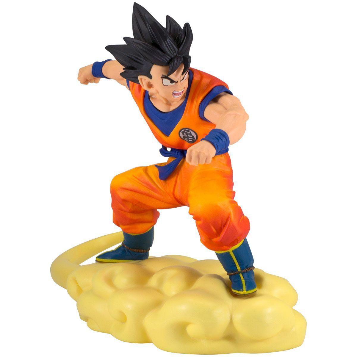 Goku Nuvem Voadora - Dragon Ball Z Flying Nimbus Banpresto