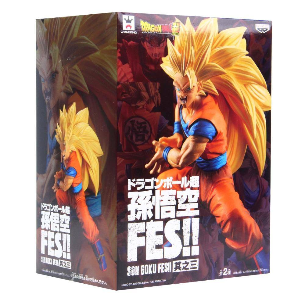 Goku Super Saiyan 3 - Dragon Ball Super Son Goku Fes Vol.3 Banpresto