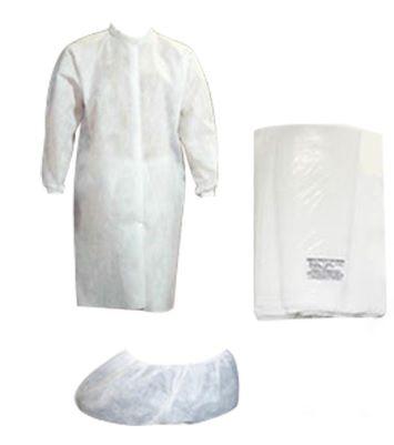 Kit Estéril Avental GR20 Cirúrgica - HNDESC
