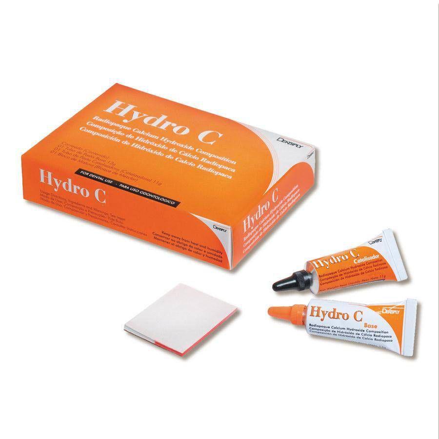 Kit Hydro C Cimento Odontológico - Dentsply Sirona - 3und
