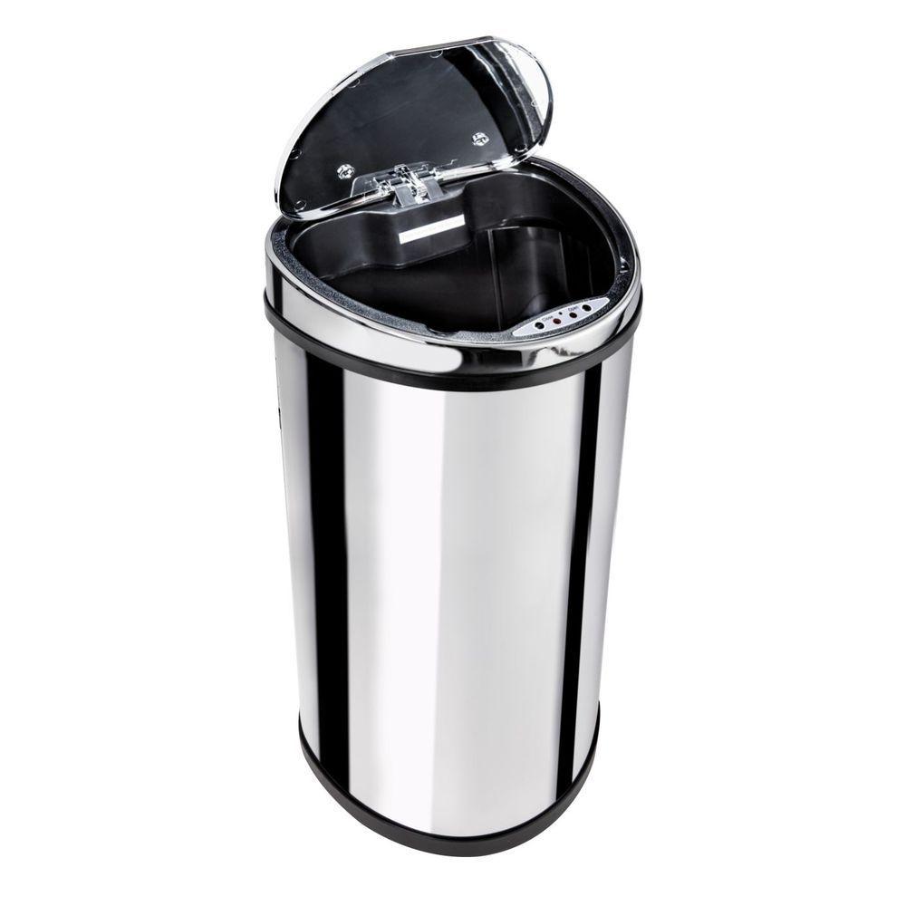 Lixeira Automática Bionox 25 Litros - Biovis