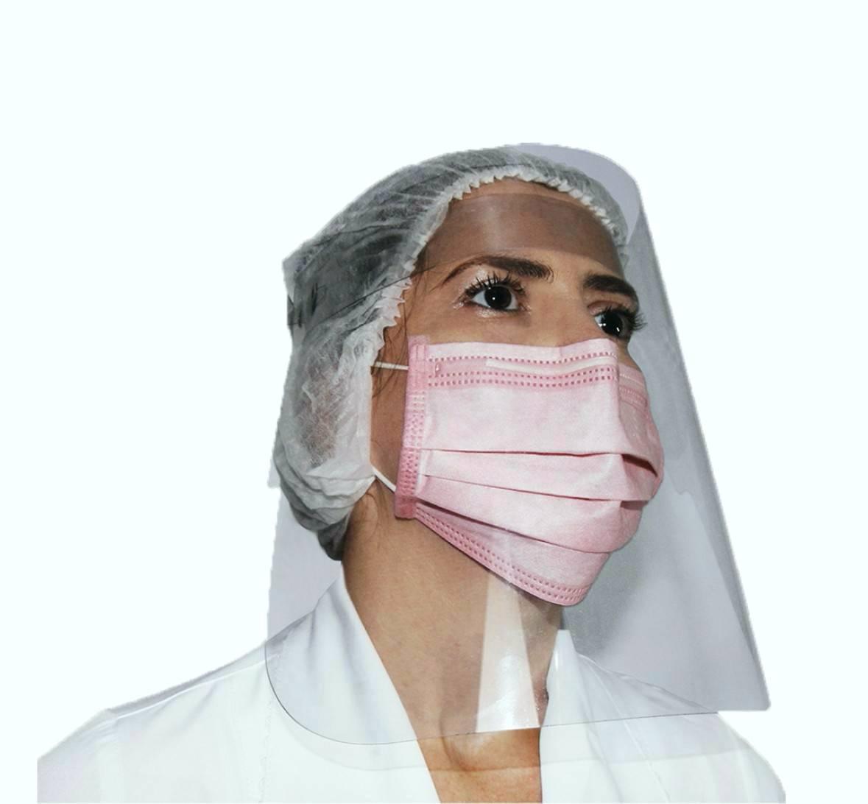 Máscara Protetora Facial - Dentsmart