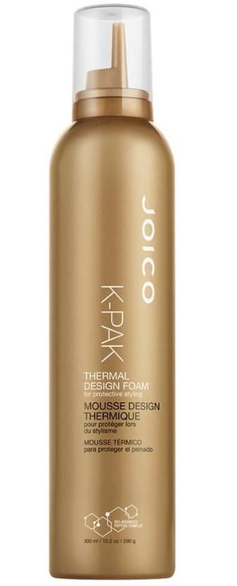 Mousse Joico K-Pak Thermal Design Foam 300ML