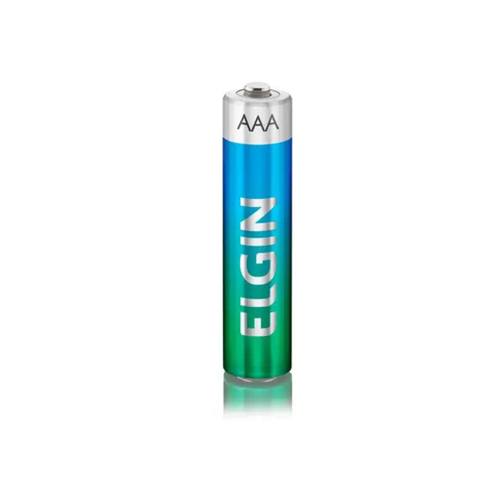 Pilha Alacalina AAA Elgin Energy - 2 unidades