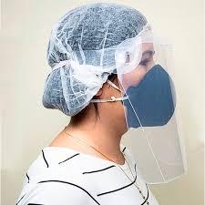 Máscara Protetor Facial - Dello