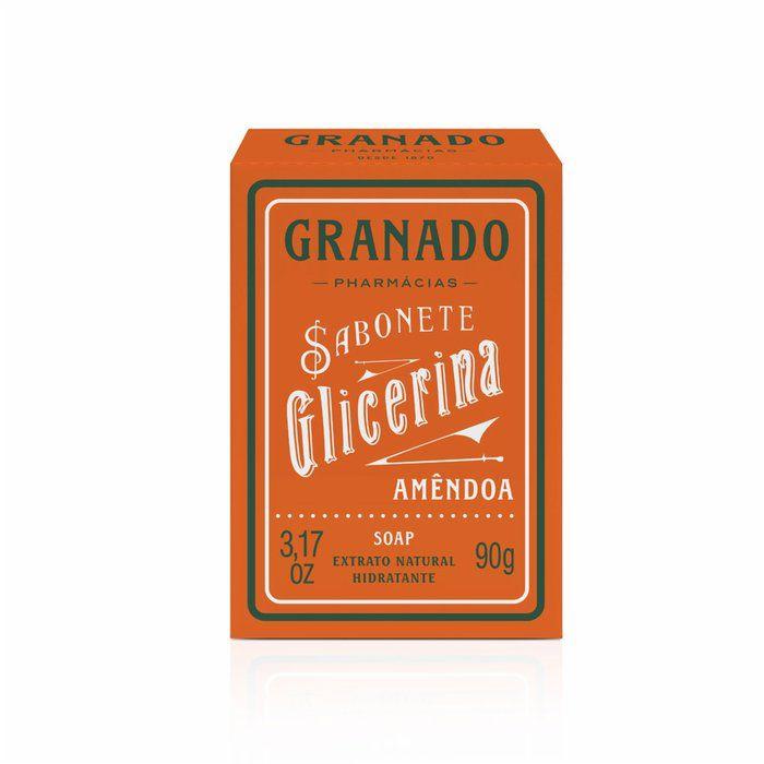 Sabonete Glicerina Amêndoa Granado - 90g