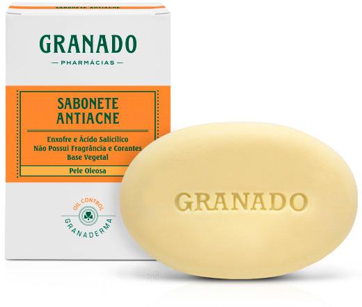 Sabonete Granado Barra Antiacne - 90g