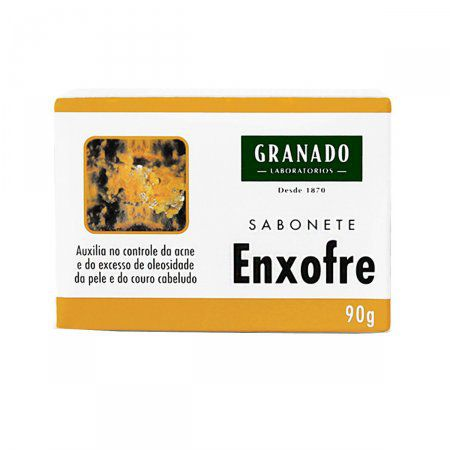 Sabonete Granado Enxofre - 90g