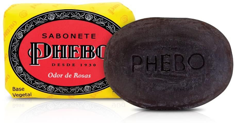 Sabonete Phebo Odor de rosas 90g - Kit com 10 unidades