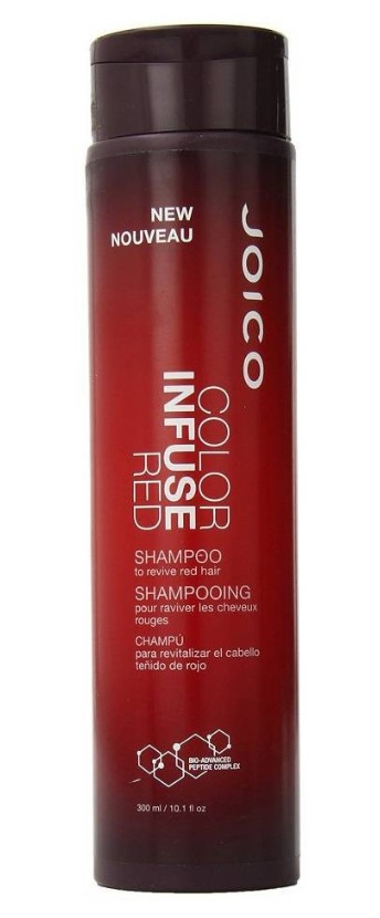 Shampoo Joico Color Infuse Red 300ML