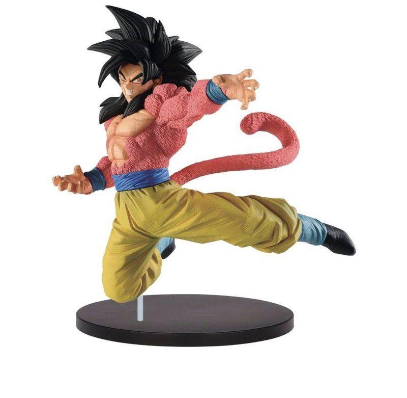 Super Saiyan Son Goku 4 Dragon Ball - Bandai Banpresto