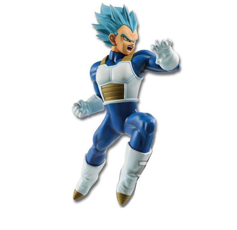 Super Saiyan Vegeta Blue - Dragon Ball Super - Bandai Banpresto