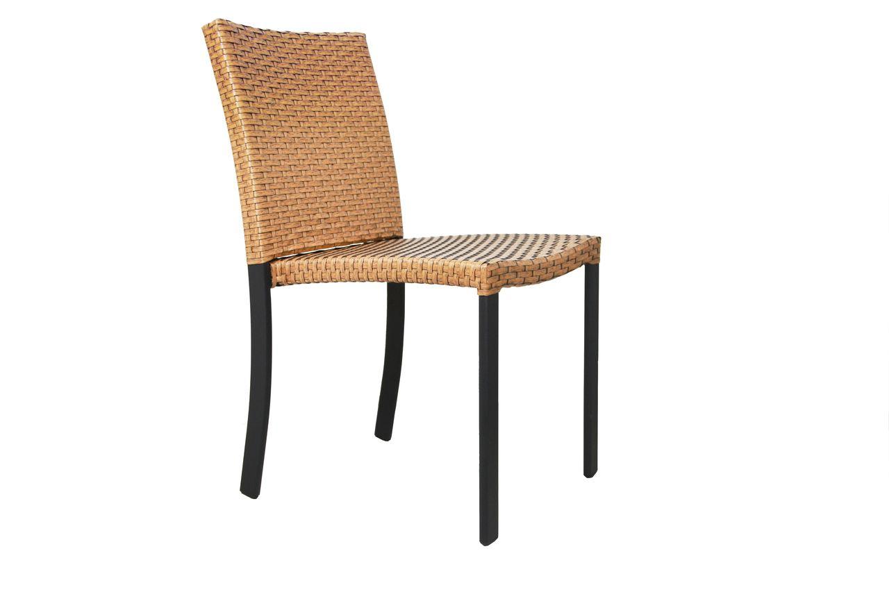 Cadeira Angra sem Braço - Encosto Inteiro