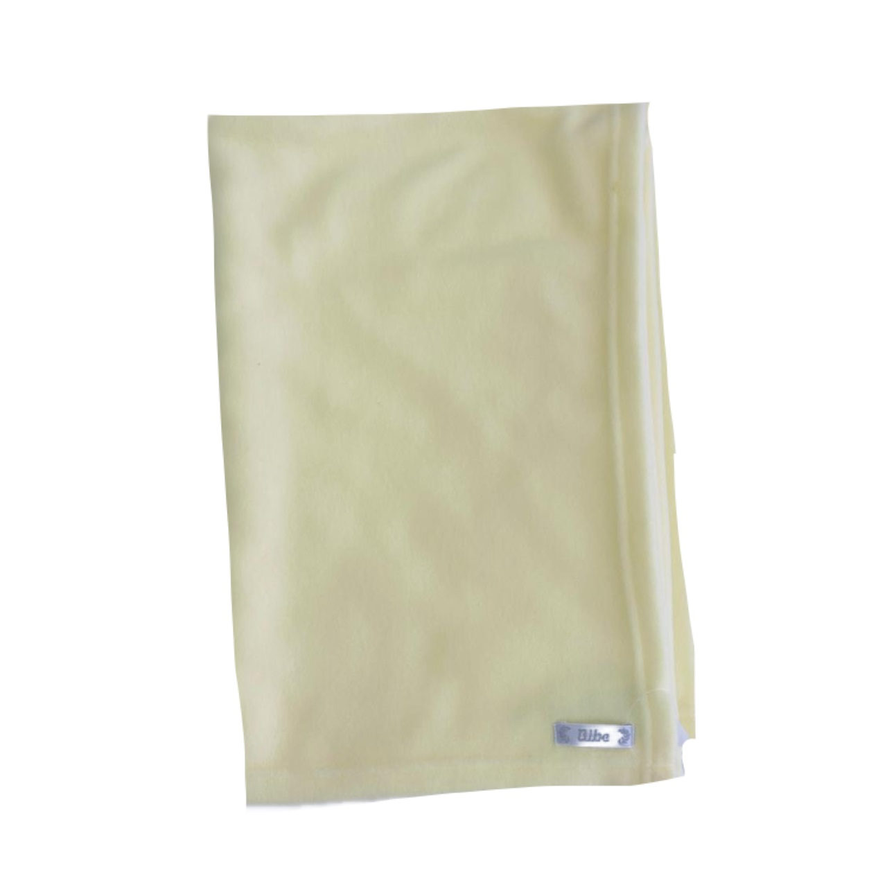 Cobertor em Soft Amarelo Claro - Bibe