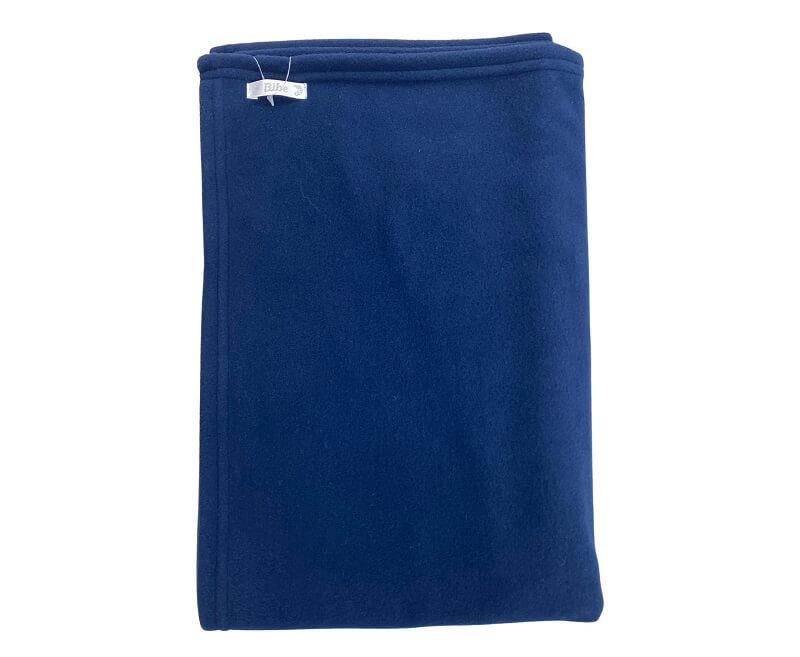 Cobertor em Soft Azul Marinho - Bibe