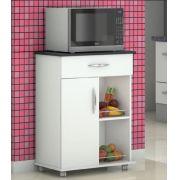 Fruteira Multiuso Cozinha Balcão p/ Microondas Bebedouro