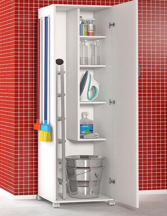 Armárinho Para Banheiro Organizador Produtos De Higiene