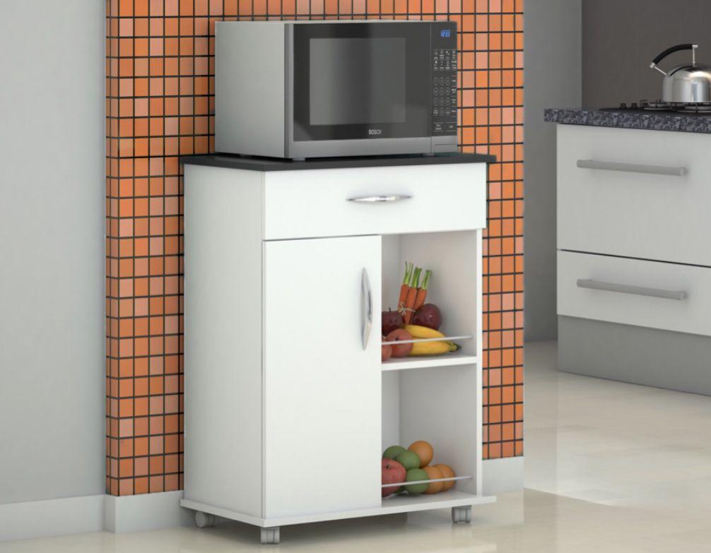 Balcão Armário Fruteira Suporte Cozinha Bebedouro