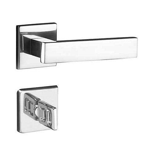 Kit Fechadura Pado Retro CR: 3 Externa e 3 banheiro