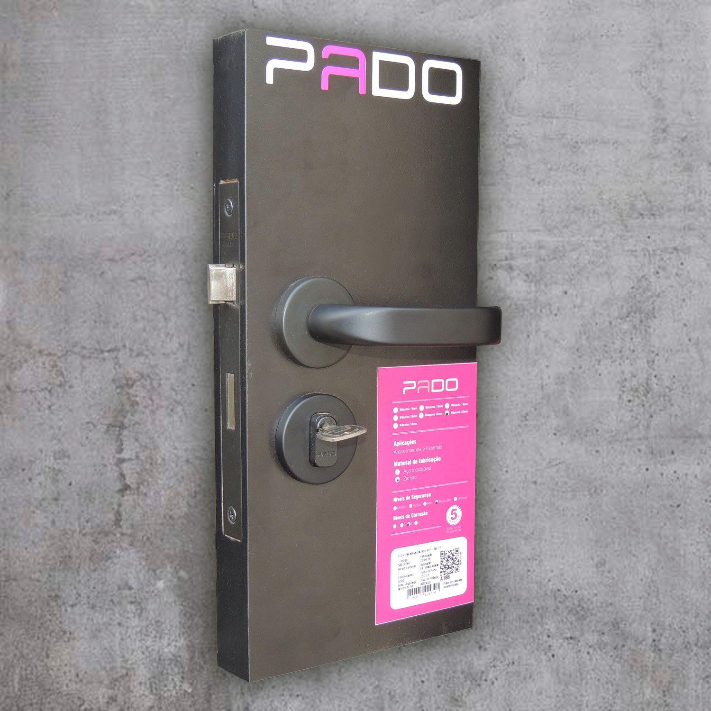 Kit Pado Magnum: 5 - Ext/Int e 2 - WC Preta