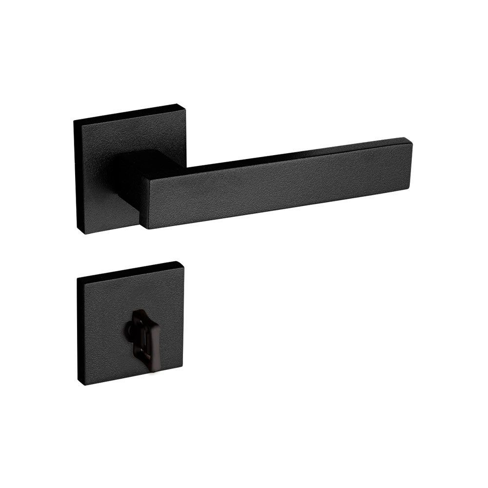kit Fechadura Pado Retro: 6 ext/int e 2 banheiro