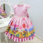 Vestido infantil tema Pocoyo