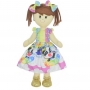 Boneca de Pano Mari com Roupa tema Babybus