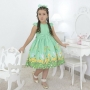 Vestido festa Infantil fada Sininho Tinker Bell e Peter Pan