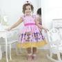 Vestido Menina Festa Temática Boneca