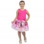 Vestido Princesa Jasmine Rosa