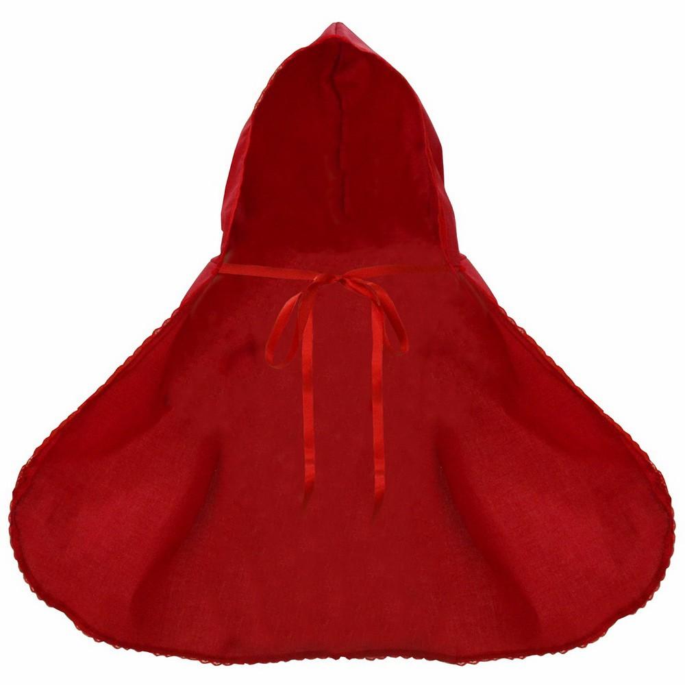 Capa Chapeuzinho Vermelha