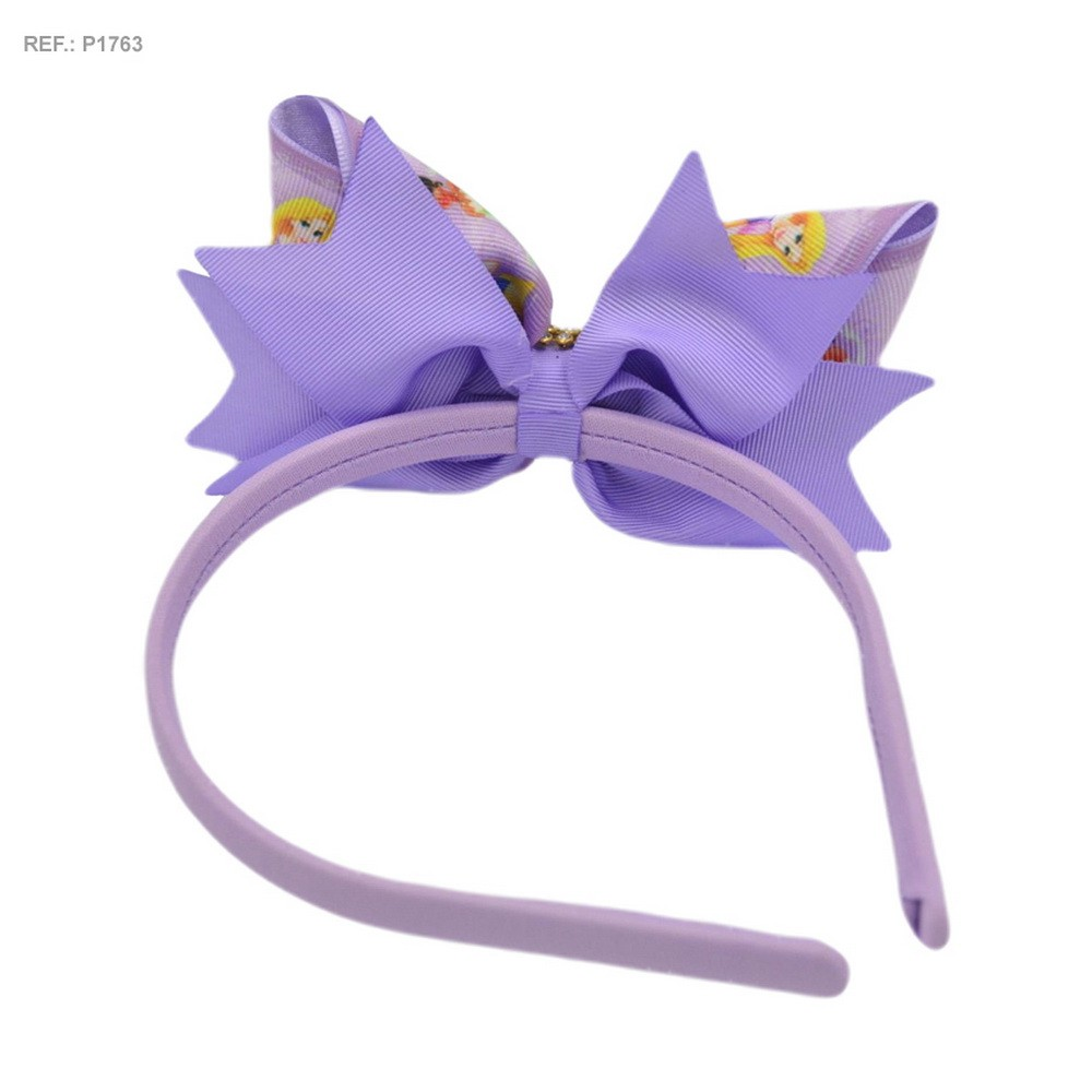 Tiara para cabelo temática Princesas Disney