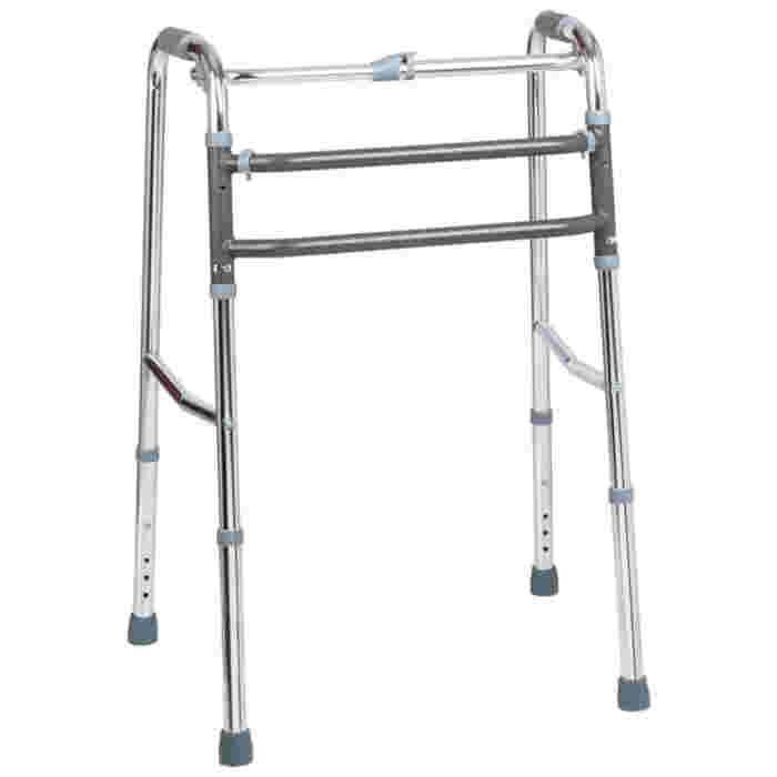 Andador Articulado Dobrável Dellamed com 3 barras
