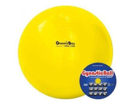 Bola de Pilates 45cm Gynastic Ball Carci