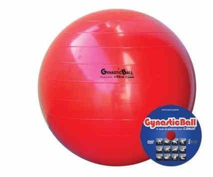Bola de Pilates Ø55cm Gynastic Ball Carci
