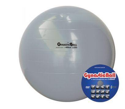 Bola de Pilates Ø65cm Gynastic Ball Carci - Cirúrgica João 1e0428e525501