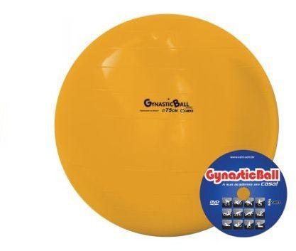 Bola de Pilates Gynastic Ball Carci 65 dc2063e103ed9
