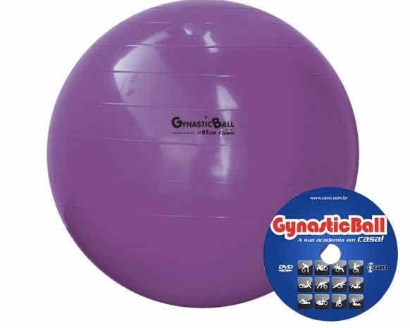 Bola de Pilates 95cm Gynastic Ball Carci