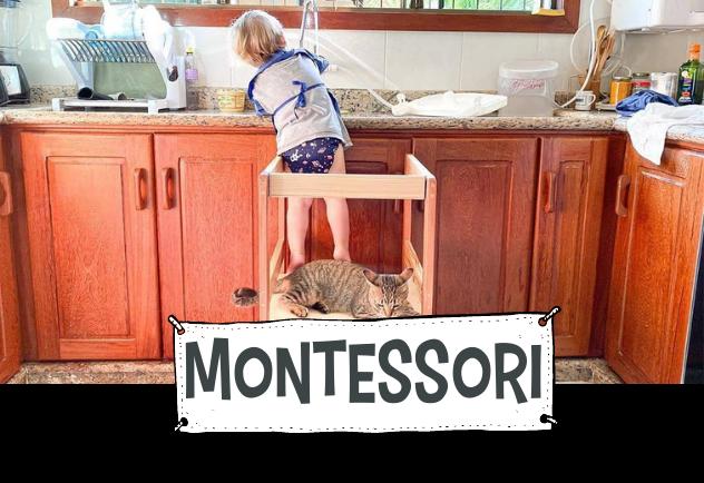 Produtos Montessori