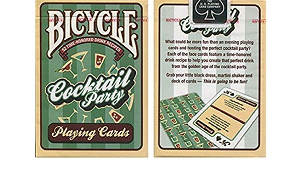 Baralho Bicycle  Cocktail B+