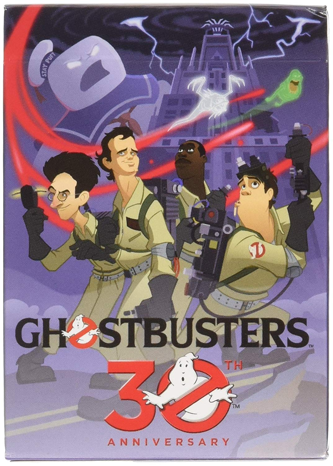Baralho Bicycle Ghostbusters