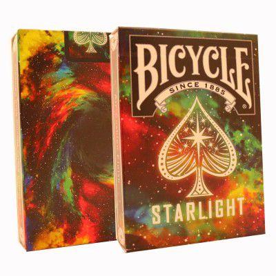 Baralho Bicycle Starlight Solar