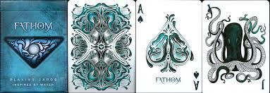 Baralho Fathom – Ellusionist